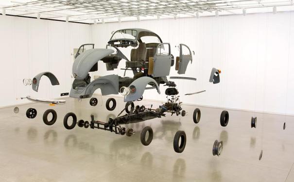 Damien Ortega, Cosmic Thing, 2002